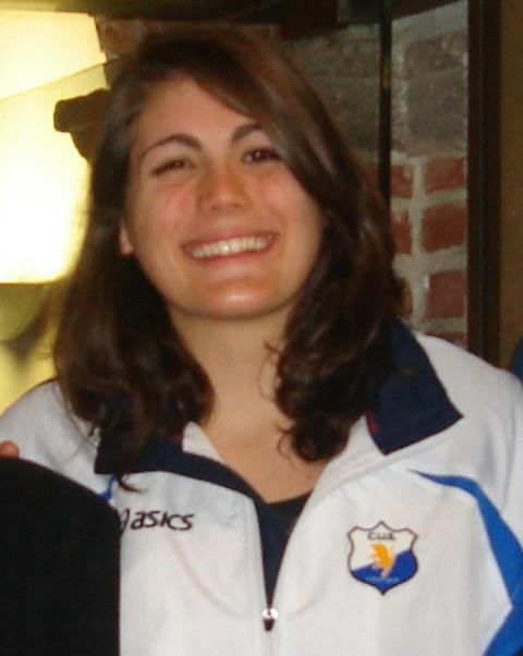 Francesca Massobrio oro ai tricolori invernali di Lanci