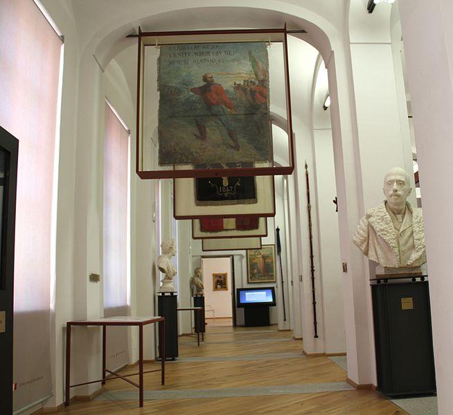 Chiusi per ristrutturazione Museo del Risorgimento e il Museo della Divisione Garibaldi