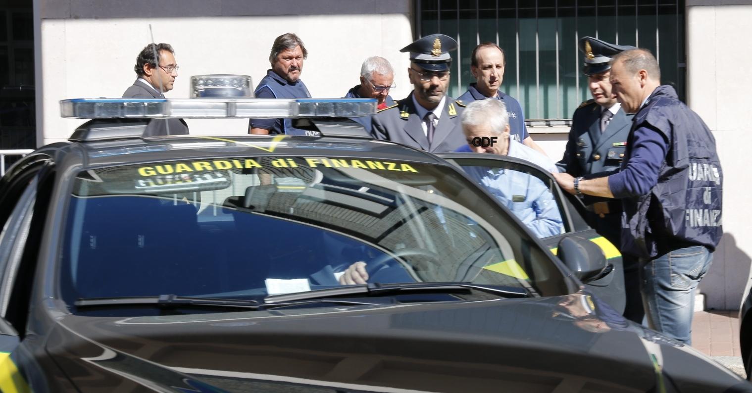 Marco Marenco estradato in Italia e trasferito nel carcere di Asti
