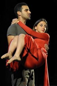 Otello, una storia d'amore vince il premio Scintille