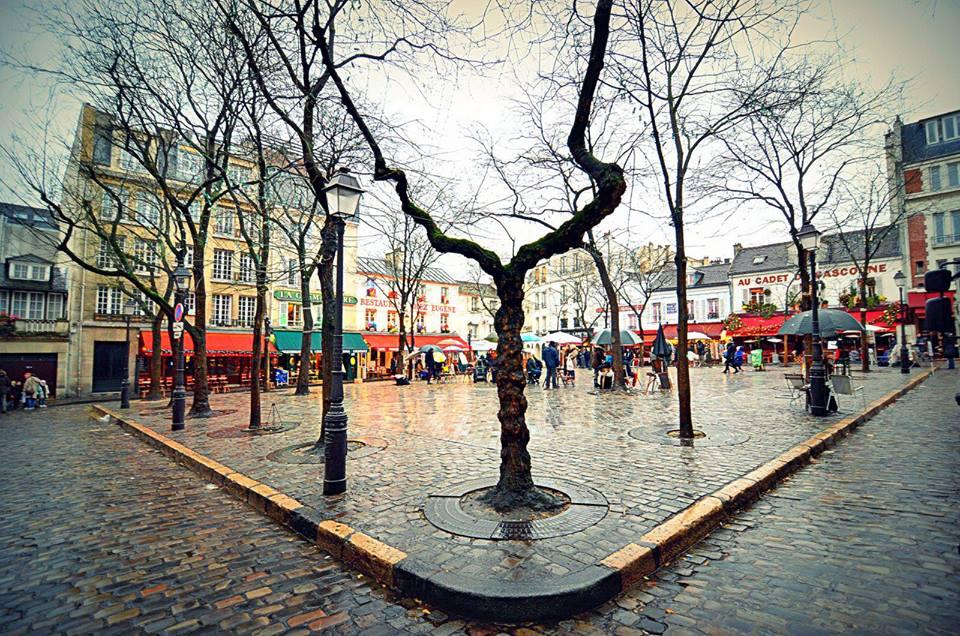 """Con """"Schermi dipinti"""" una piccola Montmartre tutta astigiana"""
