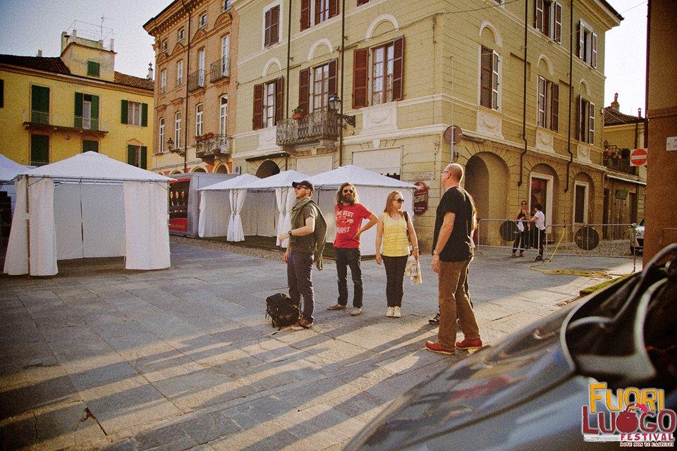 San Damiano, stasera al FuoriLuogo Festival i Turin Brakes