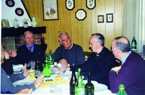 Quando il cardinale Jorge Mario Bergoglio visitò Tigliole