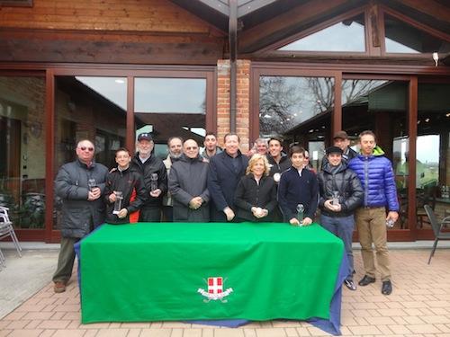 Golf: Mauro Marengo vince la VI coppa Aci di Asti