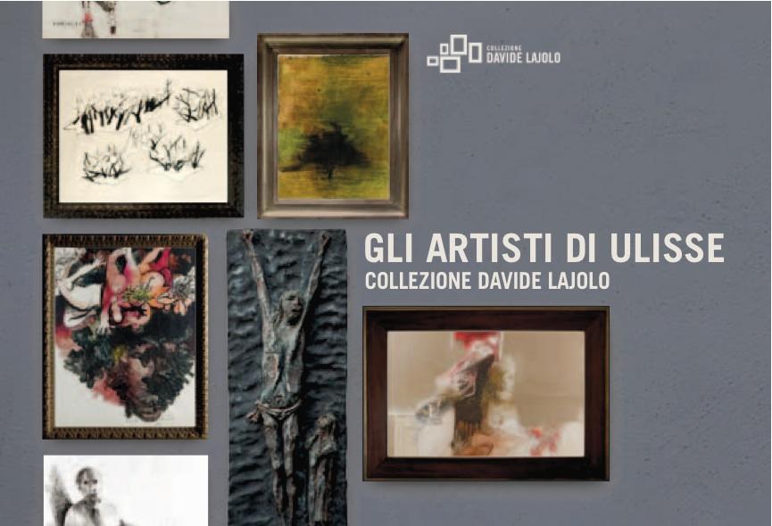 """""""Gli artisti di Ulisse"""" in mostra ad Alessandria"""