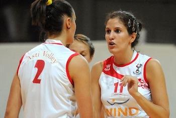 Volley, al PalaYamamay Asti battuto dall'Unendo Yamamay Busto