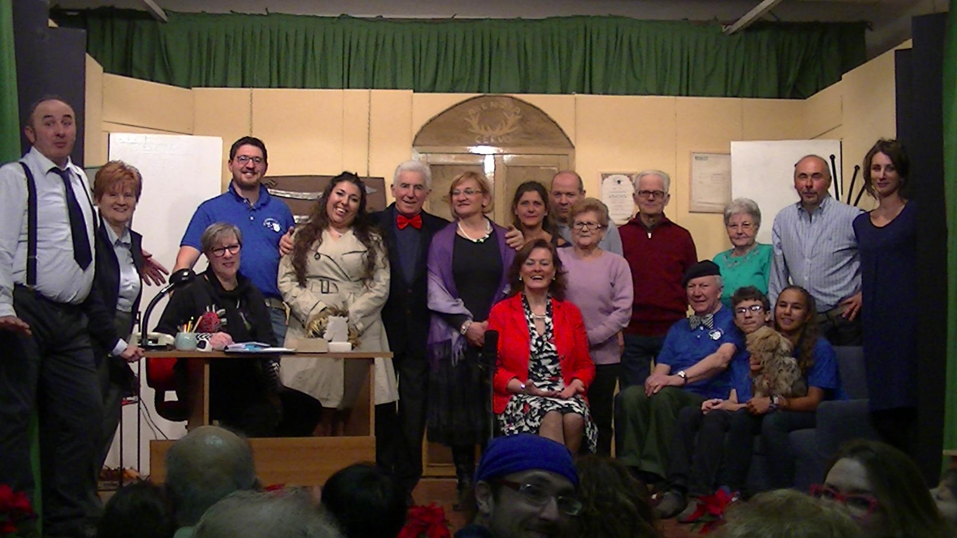 Continua la stagione teatrale in lingua piemontese a Moncalvo