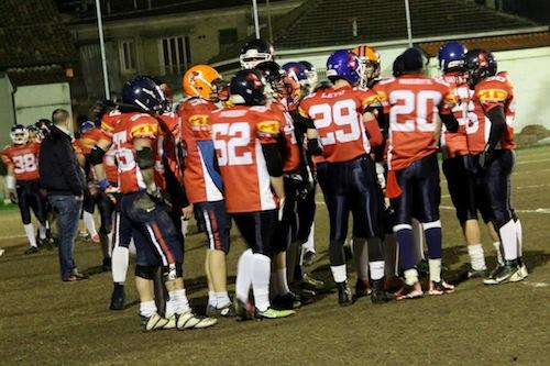 Tornano in campo gli Alfieri dell'Asti American Football Team