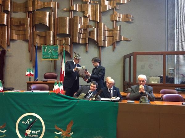Ad Asti il congresso nazionale dell'Ana