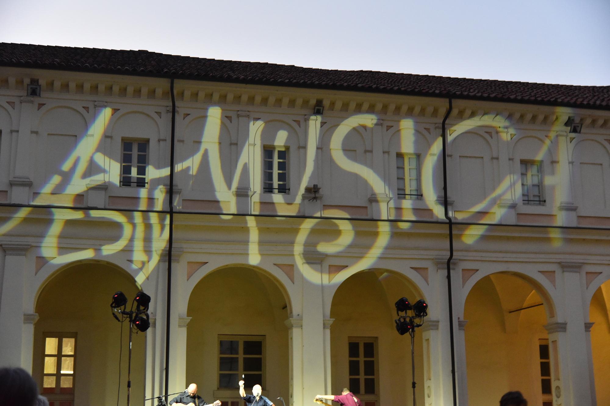 Gli Accordi Disaccordi all'anteprima di AstiMusica: la fotogallery