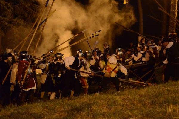 Torino festeggia i 400 anni dall'Assedio di Canelli