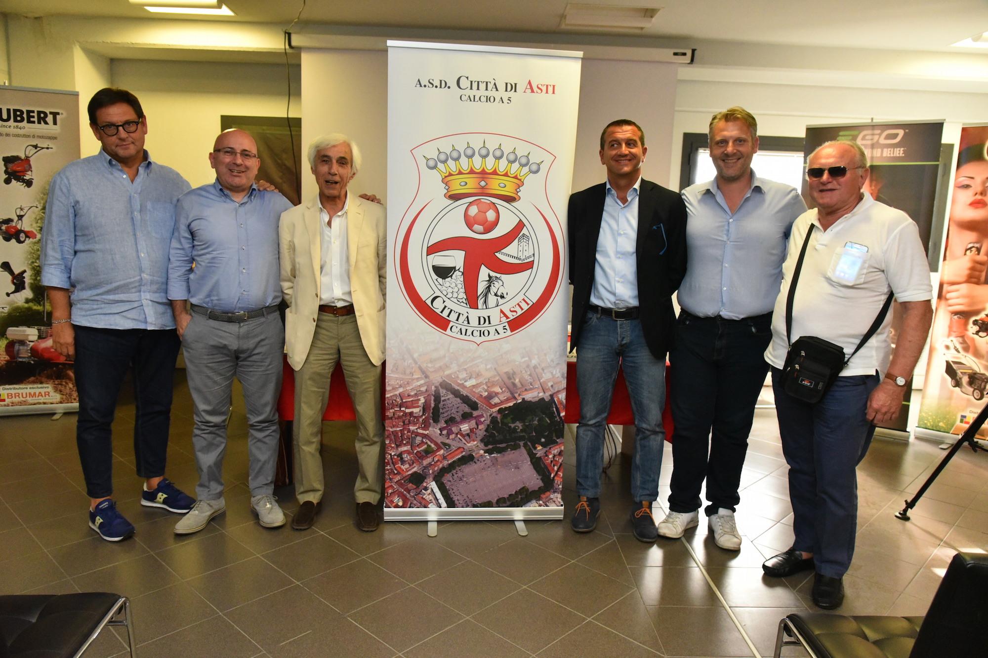 Futsal. Si riparte con la Città di Asti Calcio a 5