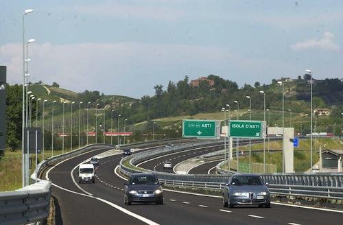 Asti-Cuneo: via libera della Corte dei Conti alla delibera per il completamento