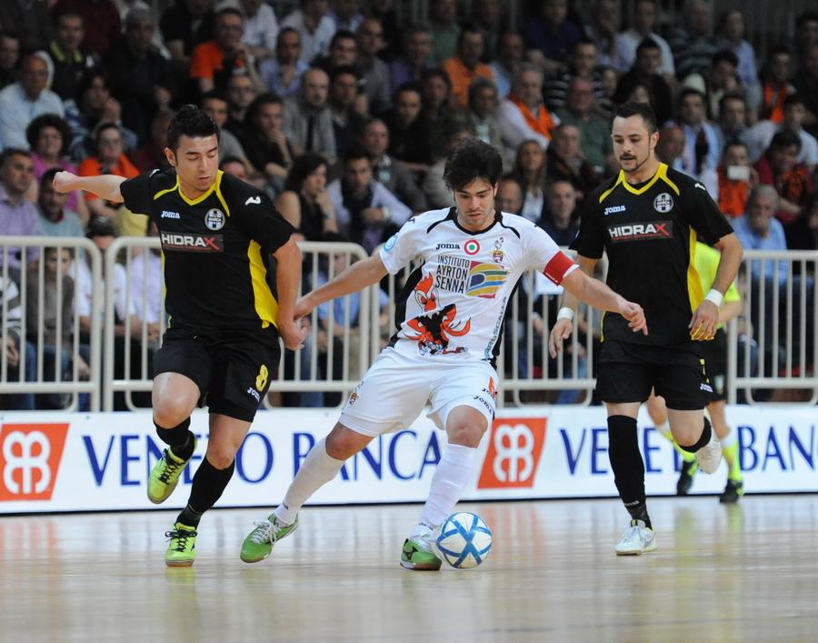 Asti c5 vs Marca: 2-3. Svanisce un sogno