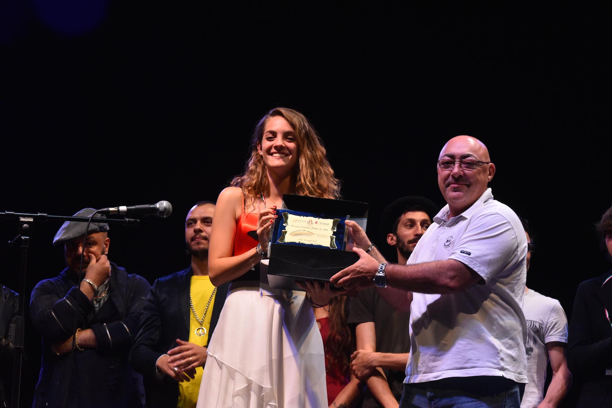 Il Premio d'Autore Città di Asti a Elisabetta Gagliardi: la fotogallery
