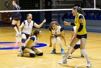 Tornano in campo le ragazze dell'Asti Volley