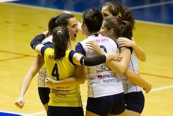 Volley, Asti impegnata nella tana della Sunsystem
