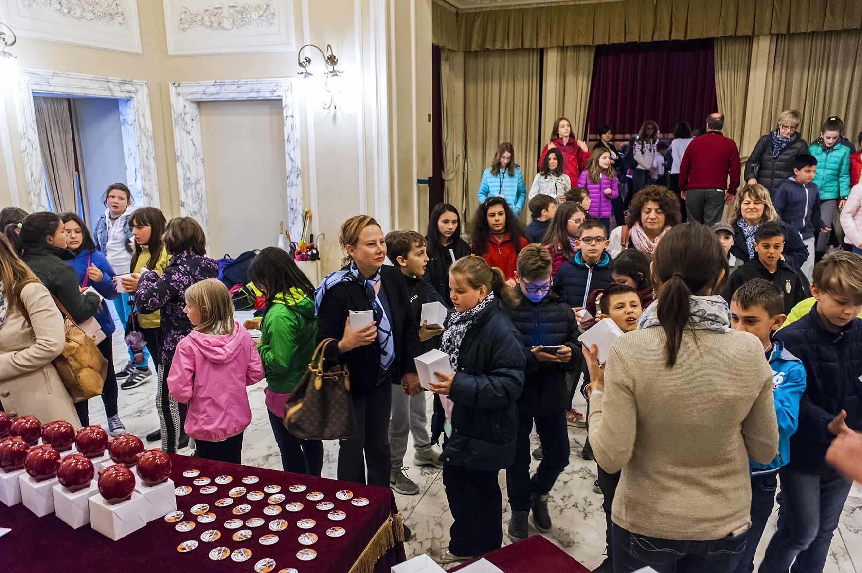 Cerimonia conclusiva per il premio Asti d'Appello Junior