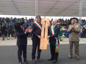 Successo per i Bersaglieri astigiani a Salerno