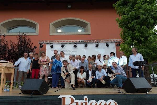 La grande festa per i trent'anni del Bricco dell'Uccellone a Rocchetta Tanaro