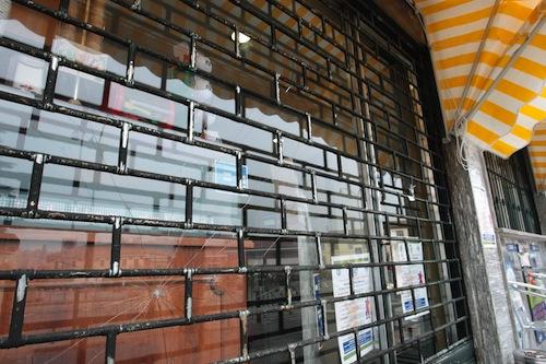 """Spari contro le vetrine del """"Bar del Peso"""" di Costigliole d'Asti"""