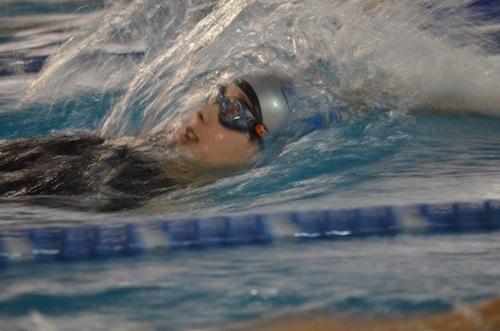 Campionato Nazionale di Nuoto Esordienti A. Giulia Borra convocata per il Piemonte e Valle d'Aosta