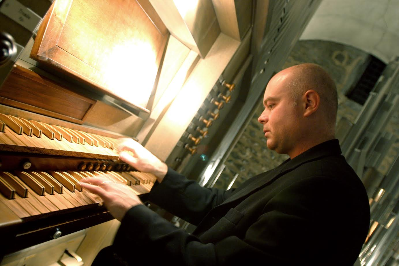Paolo Bougeat a Cantantibus Organis