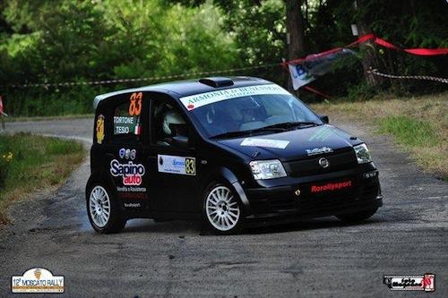 Seconda vittoria per Federico Tesio e Butterfly Motorsport al Moscato Rally