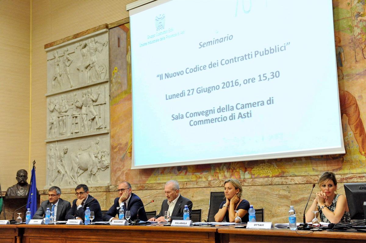 Edilizia, cambiano le regole degli appalti pubblici: un seminario in Camera di Commercio