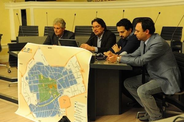 Pedonalizzazione di piazza Statuto: incontro fra commercianti e amministratori