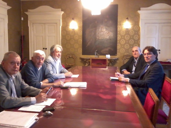 Comune di Asti: incontro con i sindacati dei pensionati sulle politiche sociali