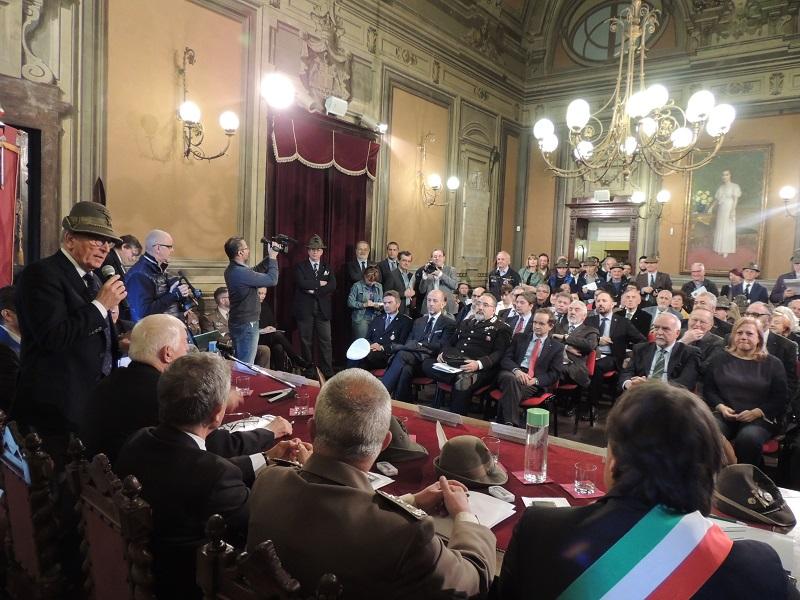 "Adunata Alpini Asti 2016: ""Sarà un'esplosione di umanità"""