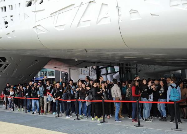 Studenti astigiani in visita ad Expo con l'Unione Industriale