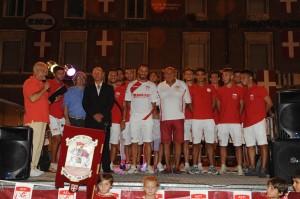 Asti Calcio: in casa con la nuova maglia contro il RapalloBogliasco