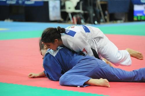 Campionati assoluti di Judo al Palasanquirico di Asti