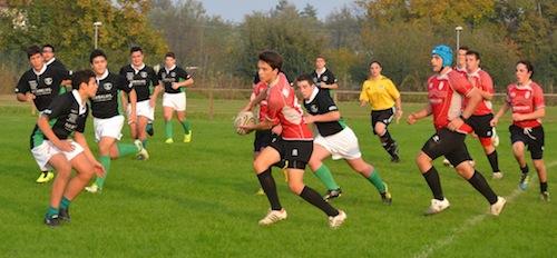 Junior Asti Rugby vince e convince