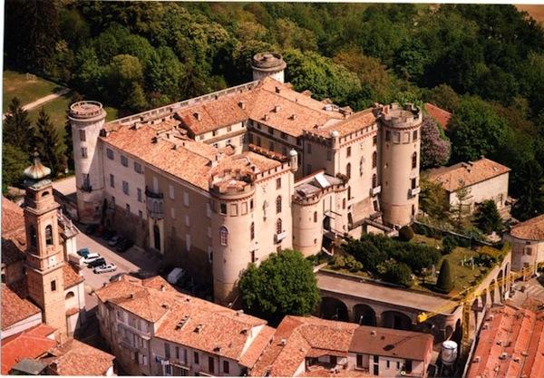 Eugenio Guglielminetti al Castello di Costigliole d'Asti