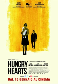 Hungry Hearts in Sala Pastrone