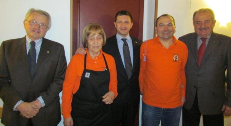 Il Lions Club Moncalvo e il Leo Club aprono il 2013 all'insegna della solidarietà