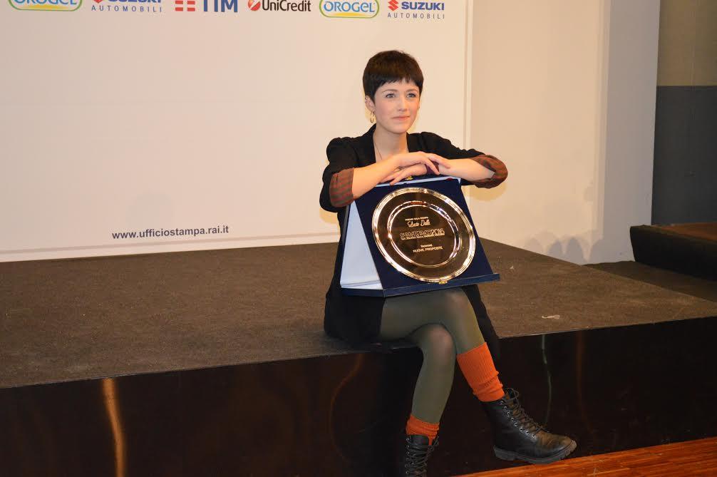 """Chiara Dello Iacovo presenta l'album d'esordio """"Appena sveglia"""""""