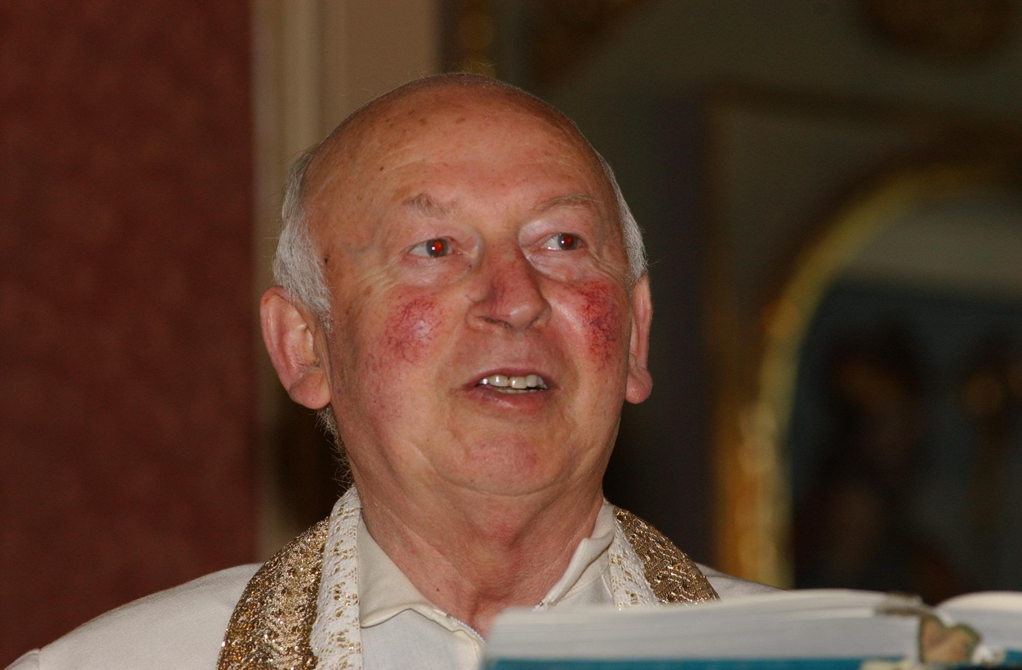 Si è spento don Fiorino Chiusano, parroco di San Marzanotto