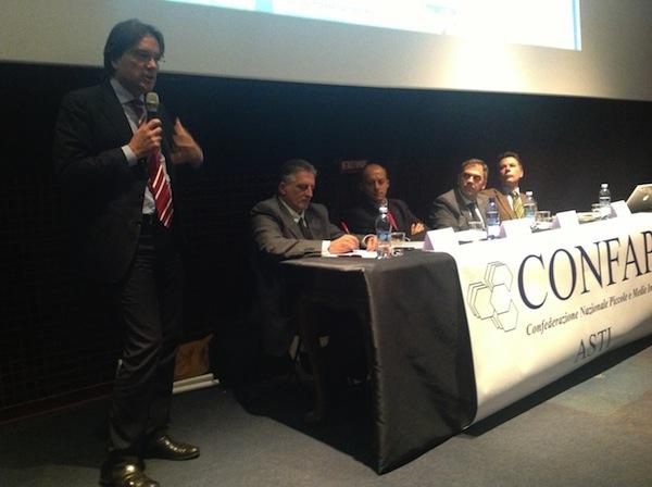 "Confapi Asti: nasce la categoria ""servizi ambientali"""