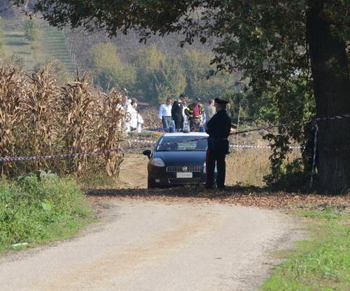 Intensificate le indagini su Elena Ceste dopo il ritrovamento di un corpo in località Chiappa