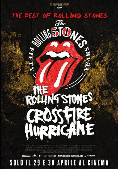 I Rolling Stones sbarcano ad Asti, il 29 e 30 aprile Crossfire Hurricane al cinema