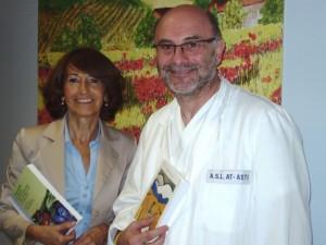 Primari del Massaia scrittori o saggisti: Franco Testore e Paola Cuniberti