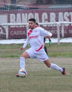 Calcio: buon punto a Chieri firmato Audino