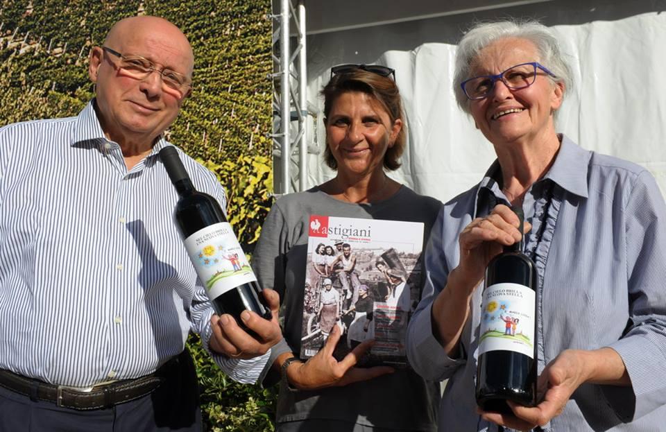 Il vino del cuore per Maria Luisa Fassi