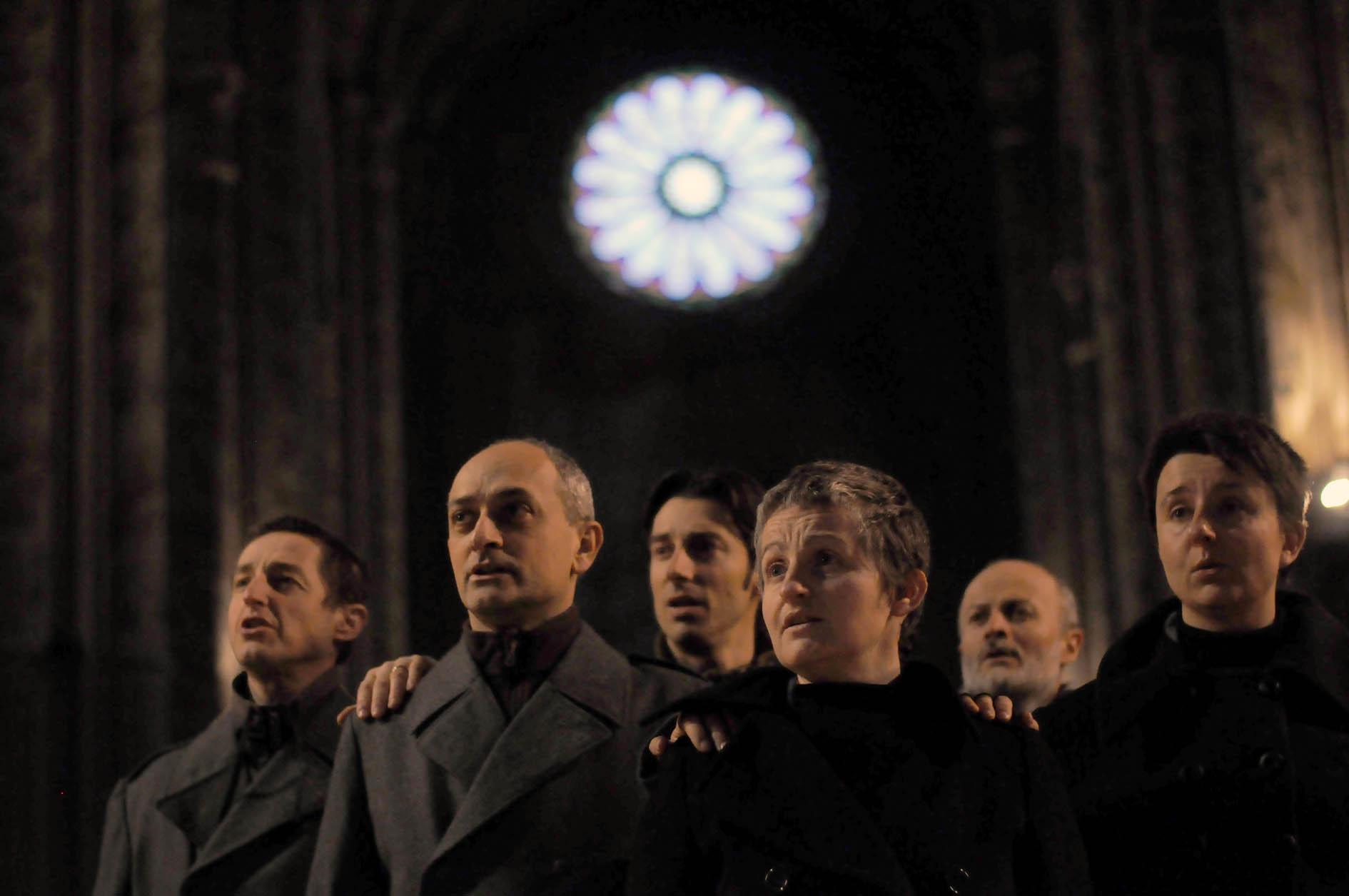 """""""Stabat Mater – Composizione per sei voci e un Duomo"""" stasera ad Asti"""