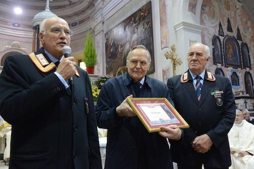 """I carabinieri in festa per il primo santuario italiano alla """"Virgo Fidelis"""""""