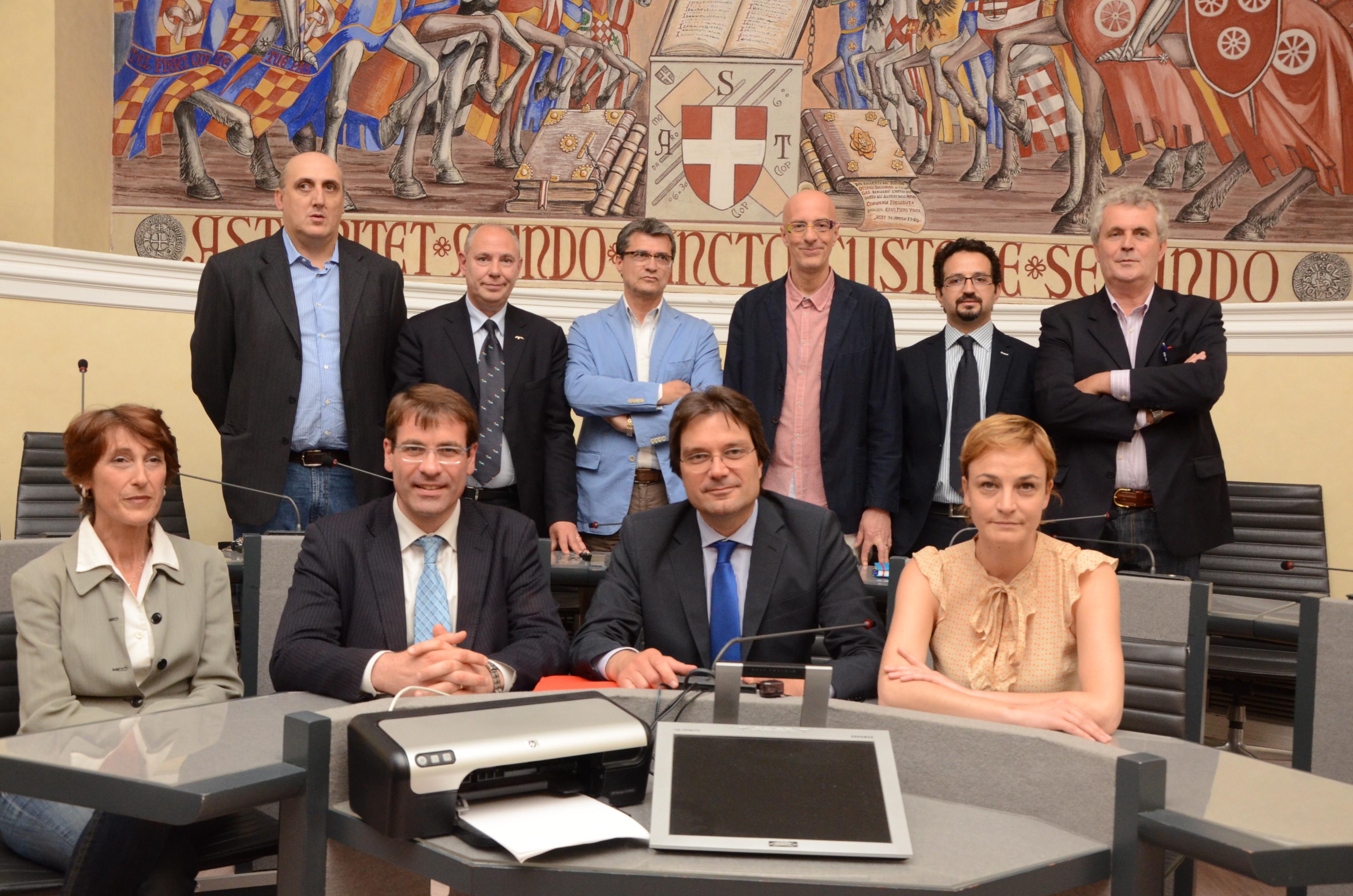 Asti, il reddito dichiarato da sindaco, assessori e consiglieri comunali